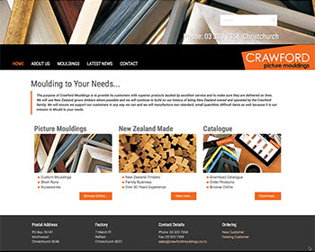 Crawford Picture Mouldings