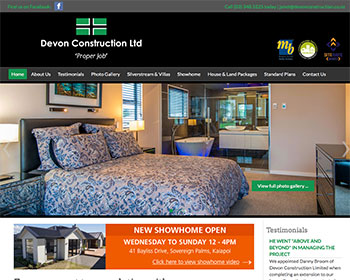 Devon Construction Ltd