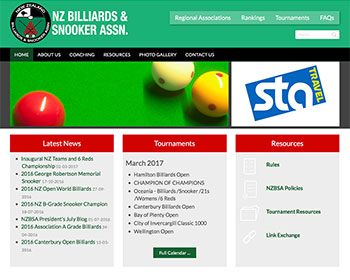 NZ Billiards & Snooker Association